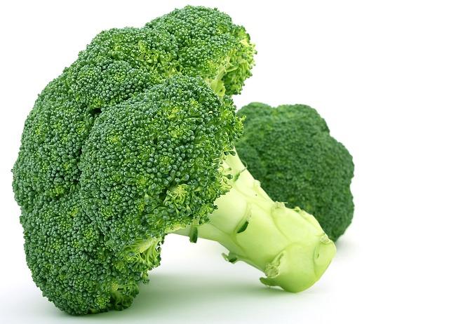 Bông cải xanh tốt