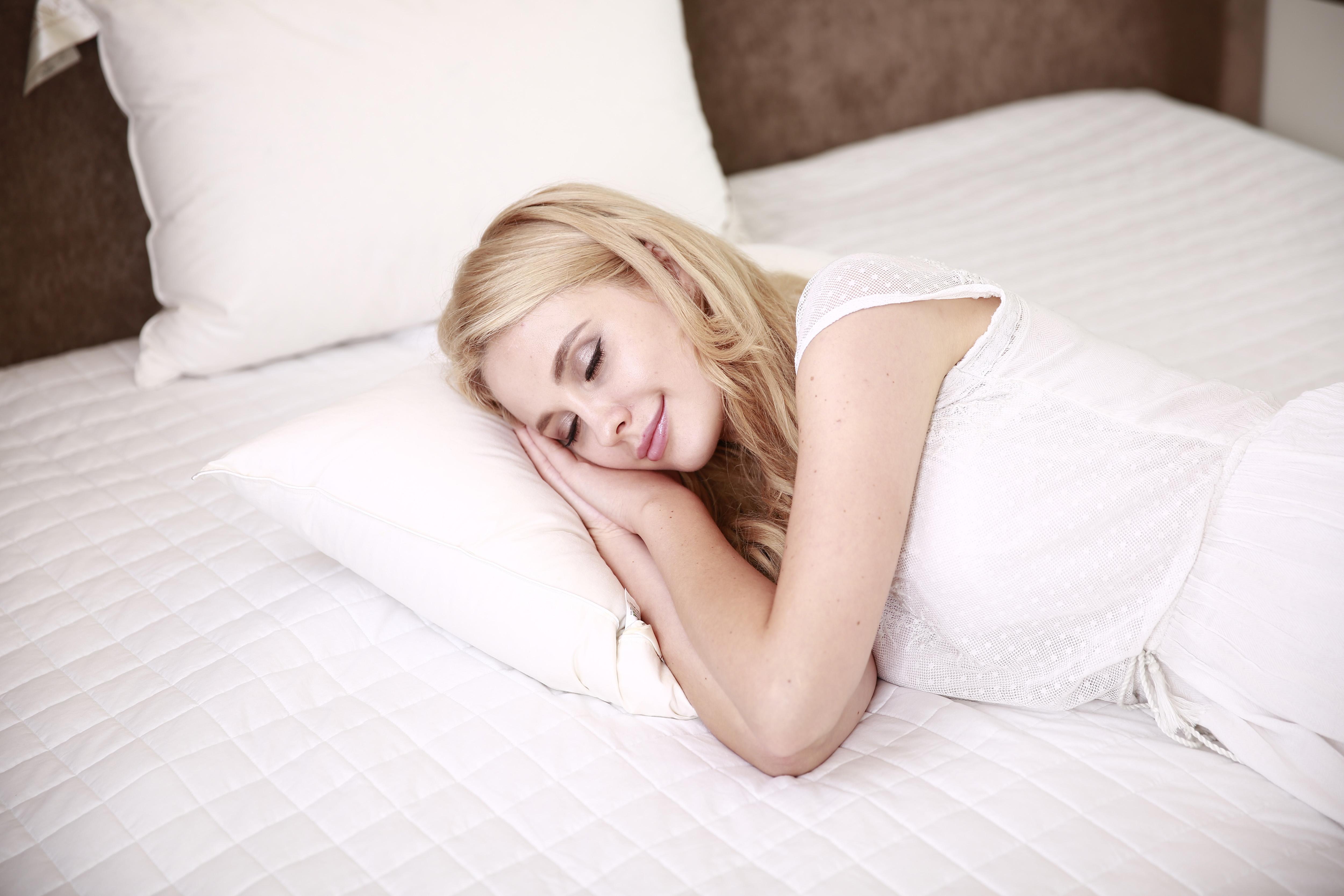 Ngủ tư thế nào mới đúng