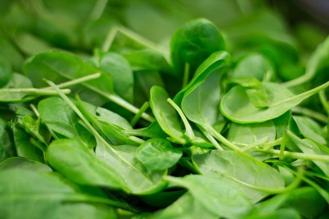 Rau màu xanh đậm tốt cho sức khỏe