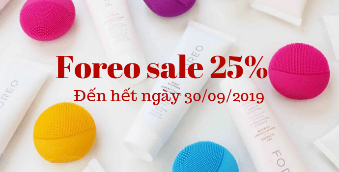 Foreo Luna mini 2 sale